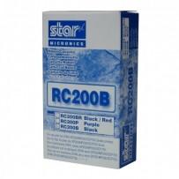 Star originální páska do pokladny, černá, Star RC200B, SP200, SP298, SP500, SP512