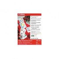 Canon High Resolution Paper, foto papír, speciálně vyhlazený, bílý, A3, 106 g/m2, 20 ks, HR-101 A3, inkoustový