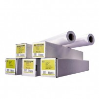 "HP 610/30.5/Universal Heavyweight Coated Paper, matný, 24"", Q1412B, 131 g/m2, univerzální papír, 610mmx30.5m, bílý, pro inkou..."