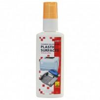 Čisticí roztok na plasty, rozprašovač, 50ml, LOGO