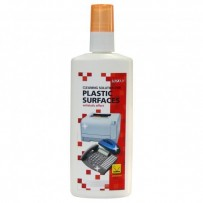 Čisticí roztok na plasty, rozprašovač, 125ml, LOGO