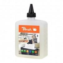 Olej, pro skartovací stroje PS100-05, 355 ml, Peach