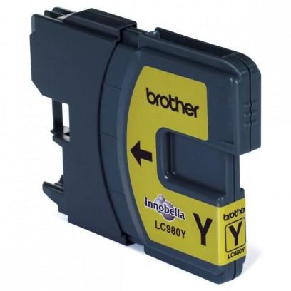 Brother LC-980Y žlutá