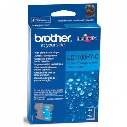 Brother LC-1100HY-C modrá