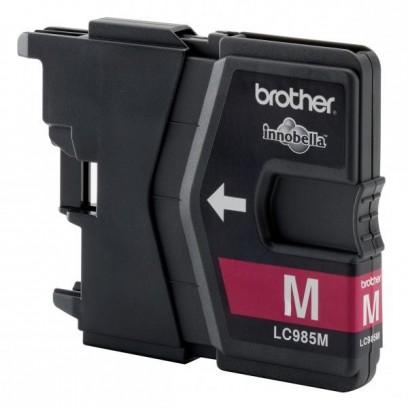 Brother LC-985M červená