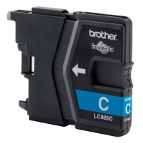 Brother LC-985C modrá