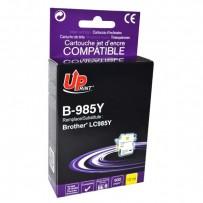 Kompatibilní Brother LC-985Y žlutá