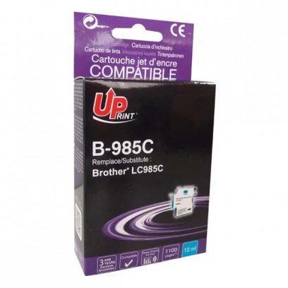 Kompatibilní Brother LC-985C modrá