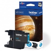 Brother originální ink LC-1240BK, black, 600str., Brother MFC-J6910DW