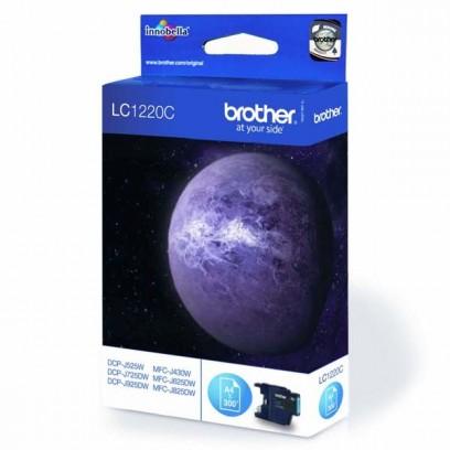 Brother LC-1220C modrá