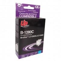 Kompatibilní Brother LC-1280XL-C modrá