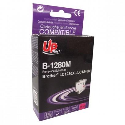 Kompatibilní Brother LC-1280XL-M červená