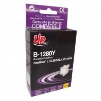 Kompatibilní Brother LC-1280XL-Y žlutá