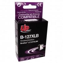 Kompatibilní Brother LC-127XL-BK černá