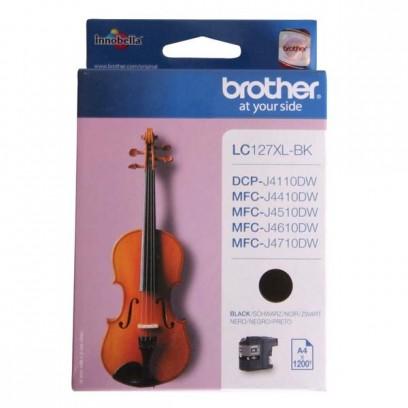 Brother LC-127XL-BK černá