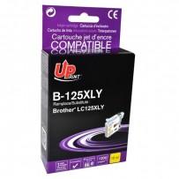 Kompatibilní Brother LC-125XL-Y žlutá